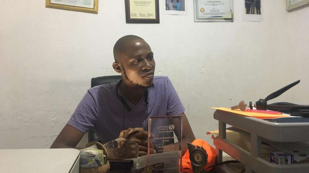 The Journey: How Hassan Koroma is changing the narrative of Social Work in Sierra Leone