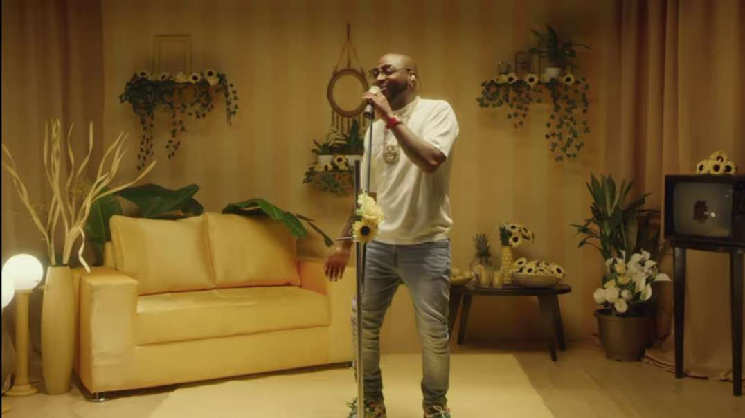 Davido - D & G (Live on the Tonight Show with Jimmy Fallon)