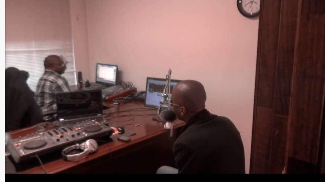 Mel Live with Mr Hafiz and DJ sunny D on Choice 102 .9 2012