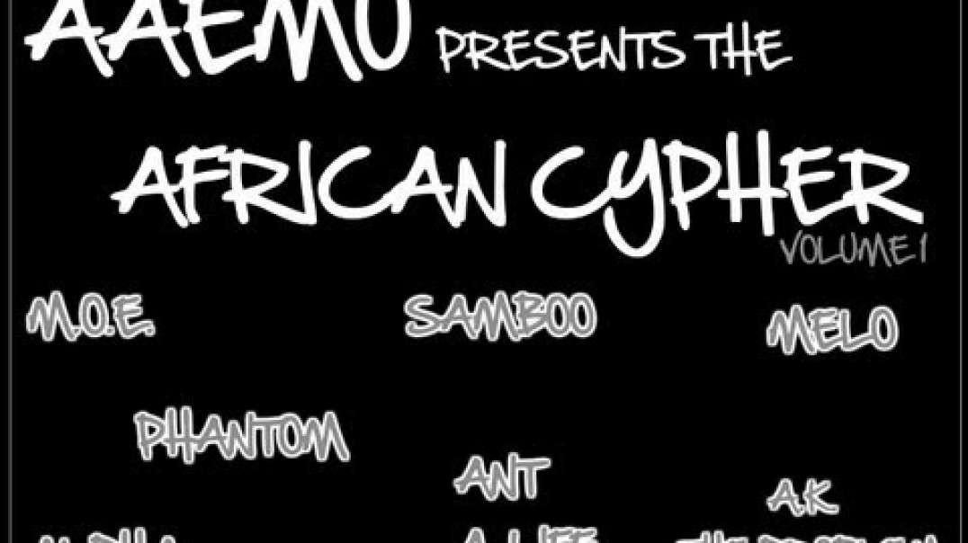AAEMU -The Africa Cypher Volume 1
