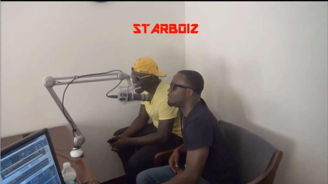 PART 1 Star Boiz Live with Mr Hafiz and DJ Sunny D on Choice 102.9 2012